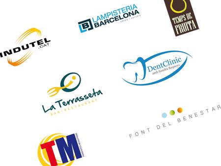 Creación y diseño de logos/logotipos