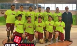 Grupo Actialia patrocinador Club Bàsquet Sant Cebrià