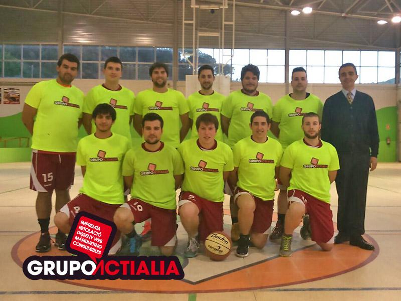 Club Bàsquet Sant Cebrià de Vallalta
