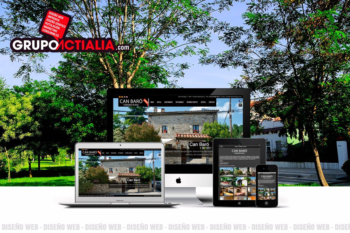 Diseño Web Montmeló