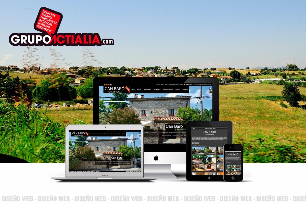 Diseño Web Parets del Vallès