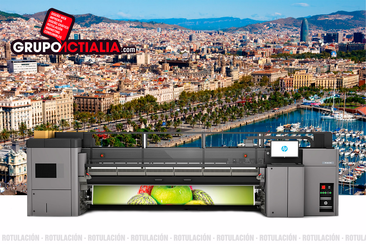 Rotulación Barcelona