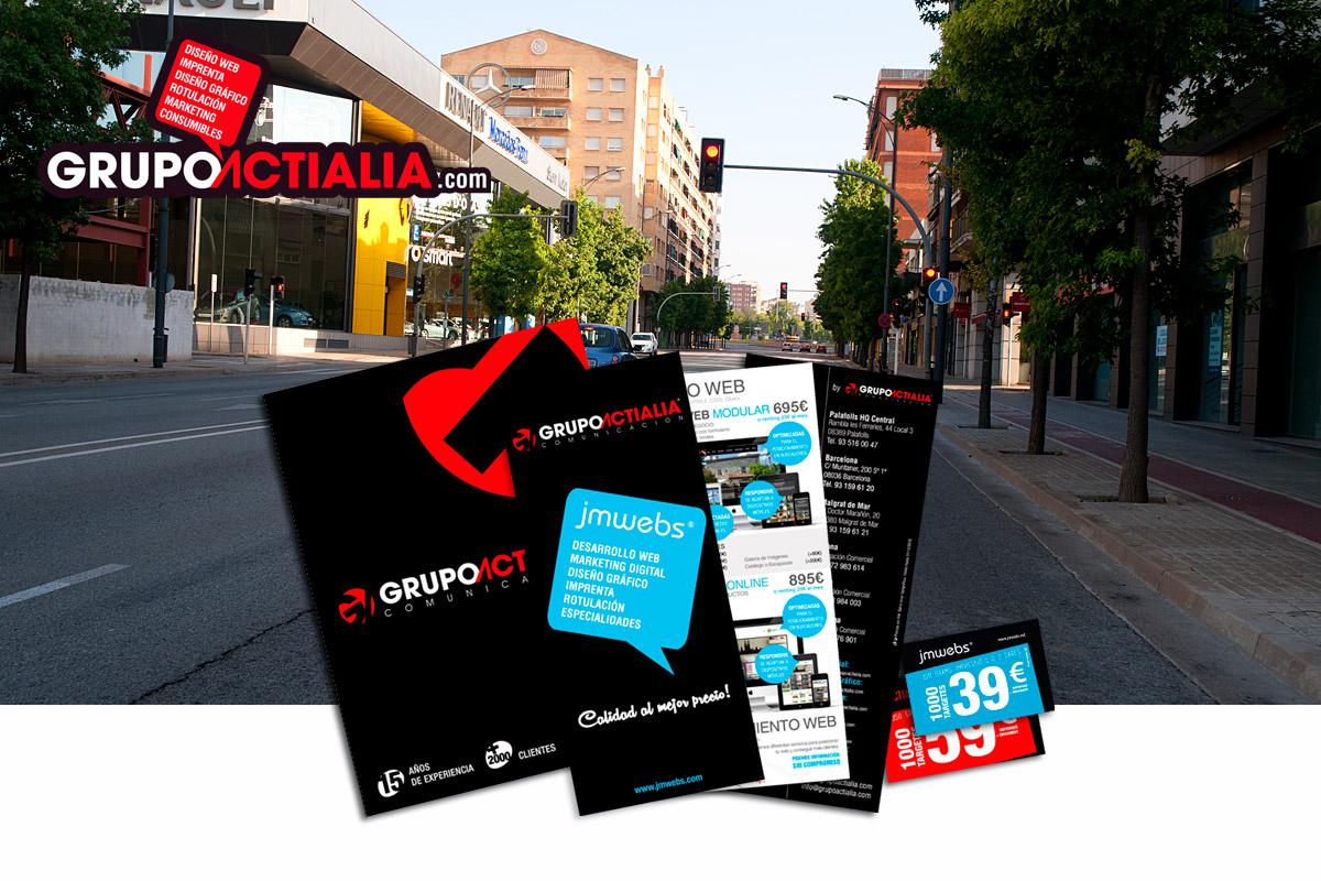 Grupo Actialia visita Castellar del Vallès
