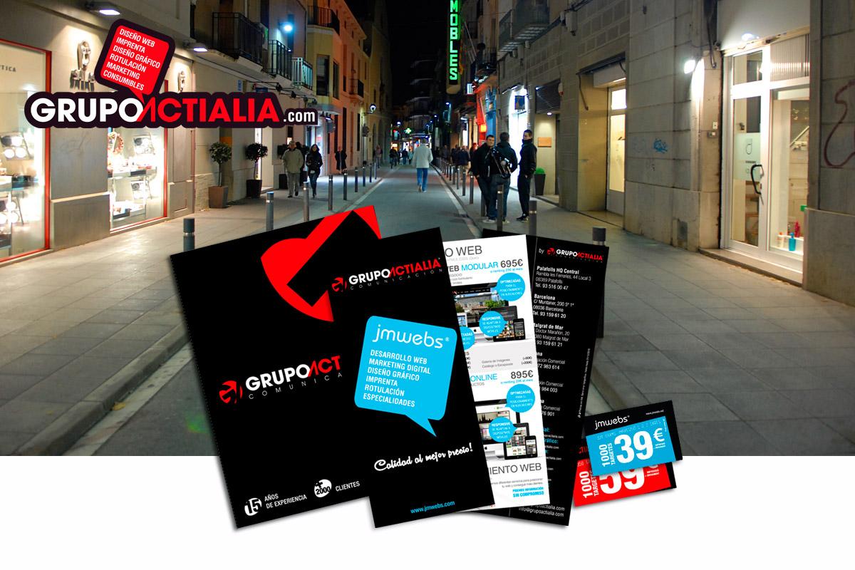 Grupo Actialia visita Mataró