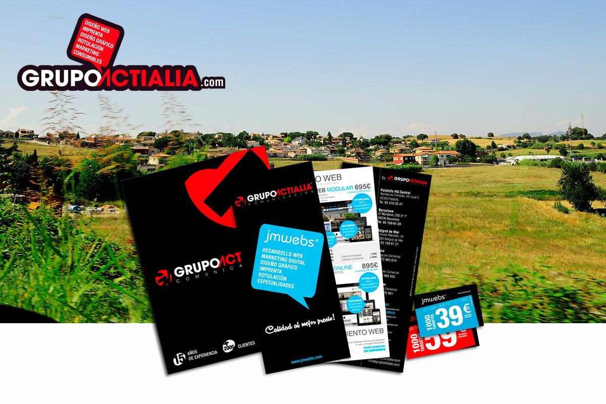 Grupo Actialia visita Parets del Vallès
