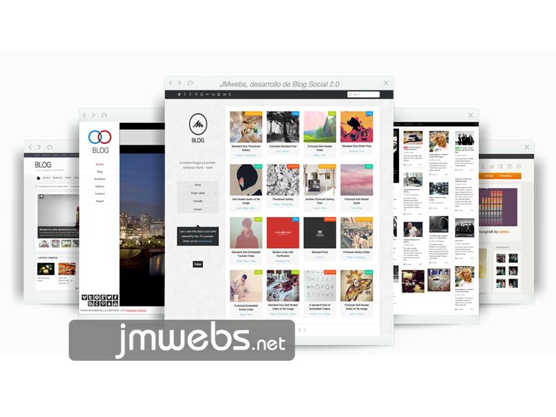 Nuevo Blog Social 2.0, descubre todas sus ventajas