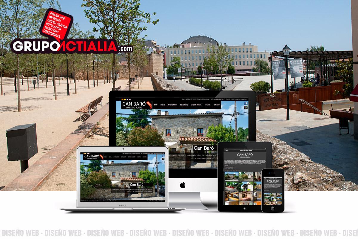 Diseño Web Sant Cugat del Vallès