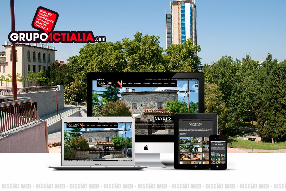 Diseño Web Sant Quirze del Vallès