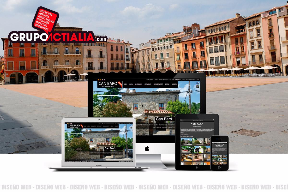 Diseño Web Vic