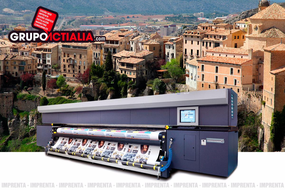 Imprenta Cuenca