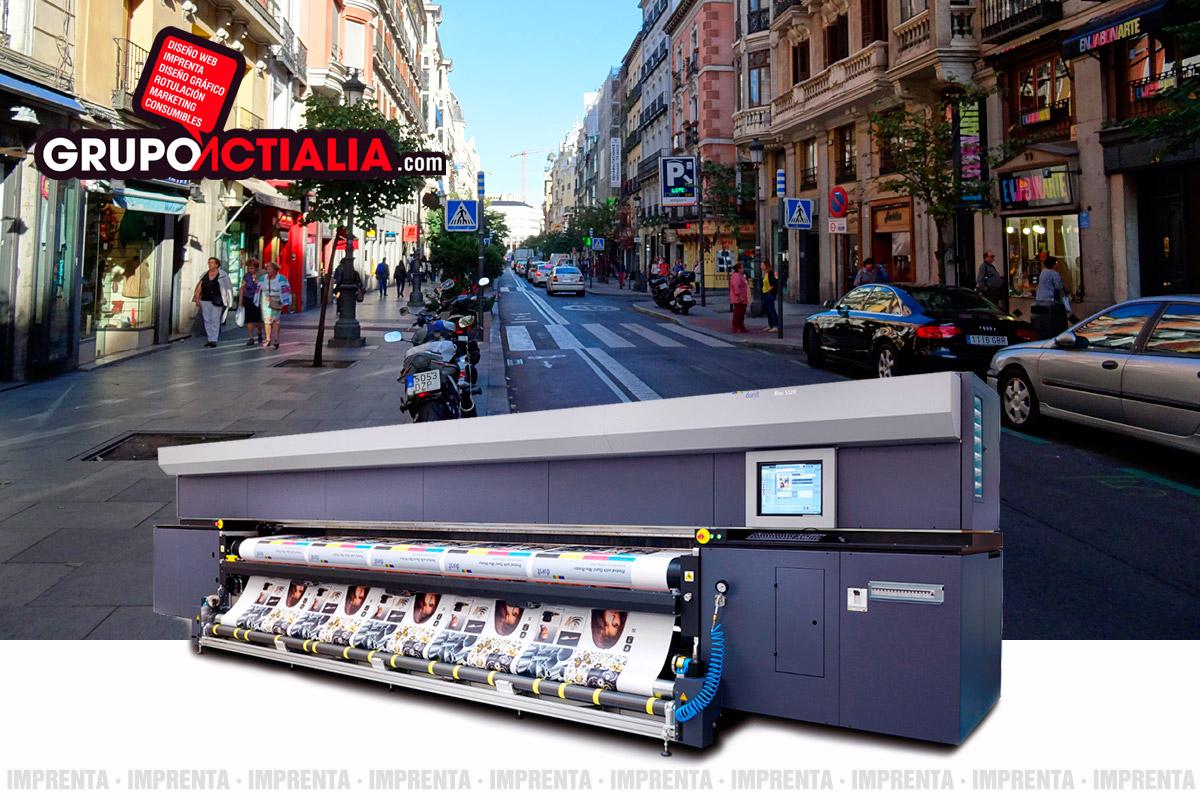 Imprenta Madrid