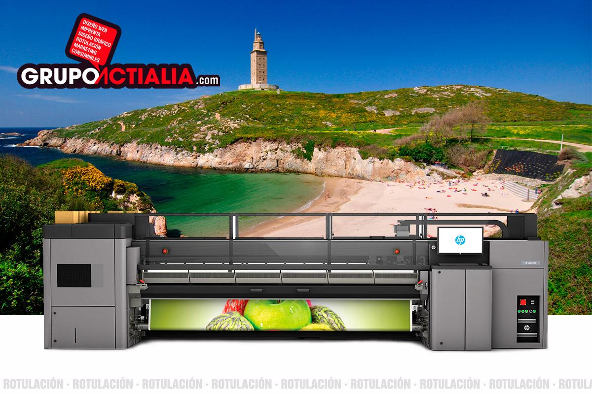 Rotulación A Coruña