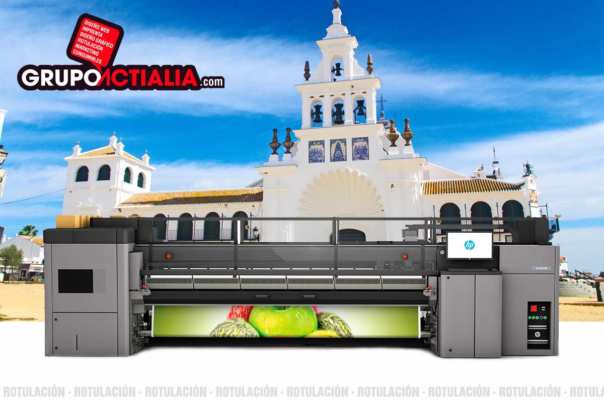 Rotulación Huelva