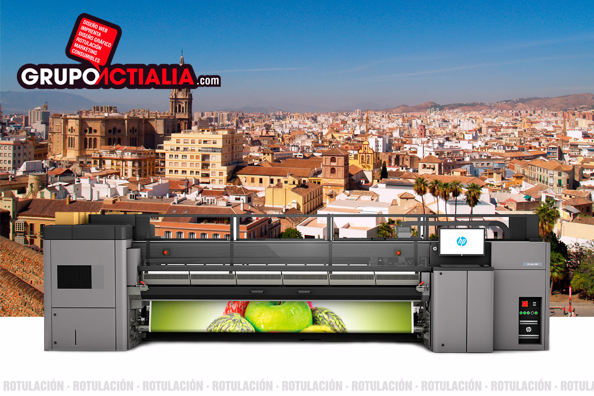 Rotulación Málaga