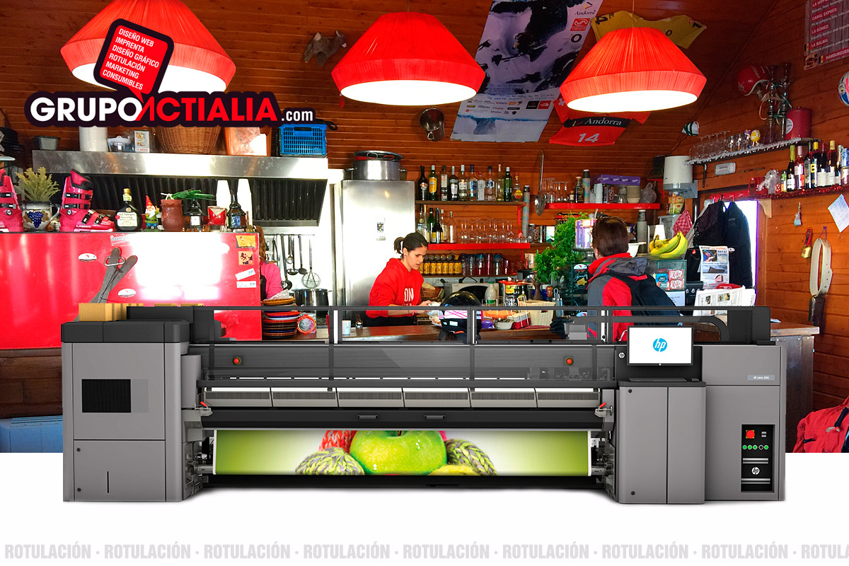 Rotulación Andorra