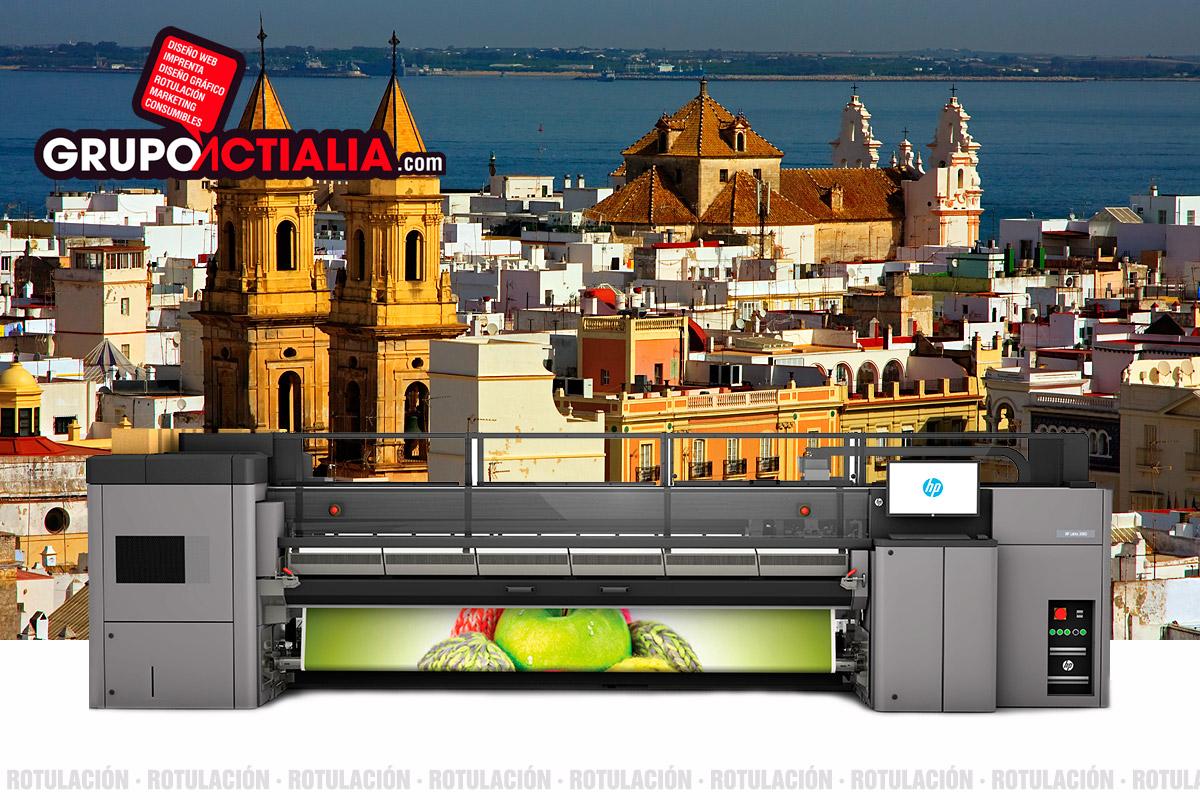 Rotulación Cádiz