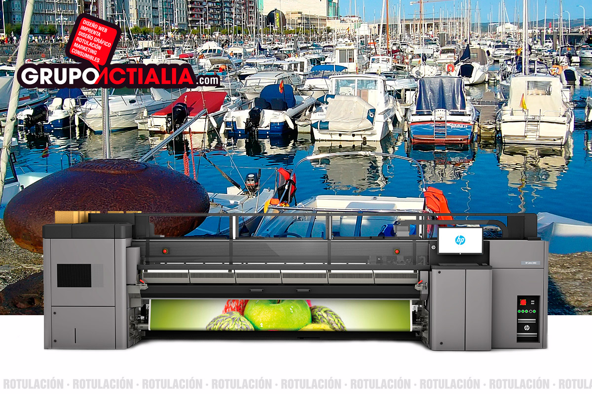 Rotulación Santander
