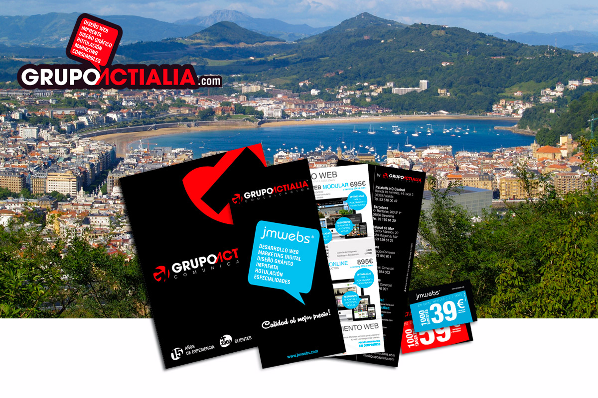 Grupo Actialia visita Donostia