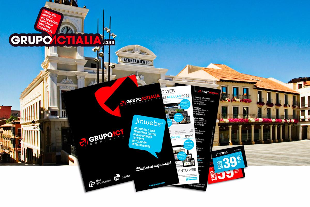 Grupo Actialia visita Guadalajara