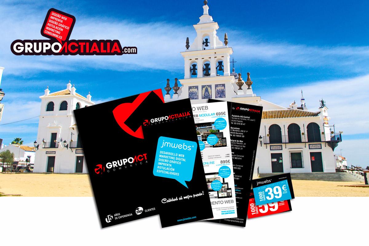 Grupo Actialia visita Huelva