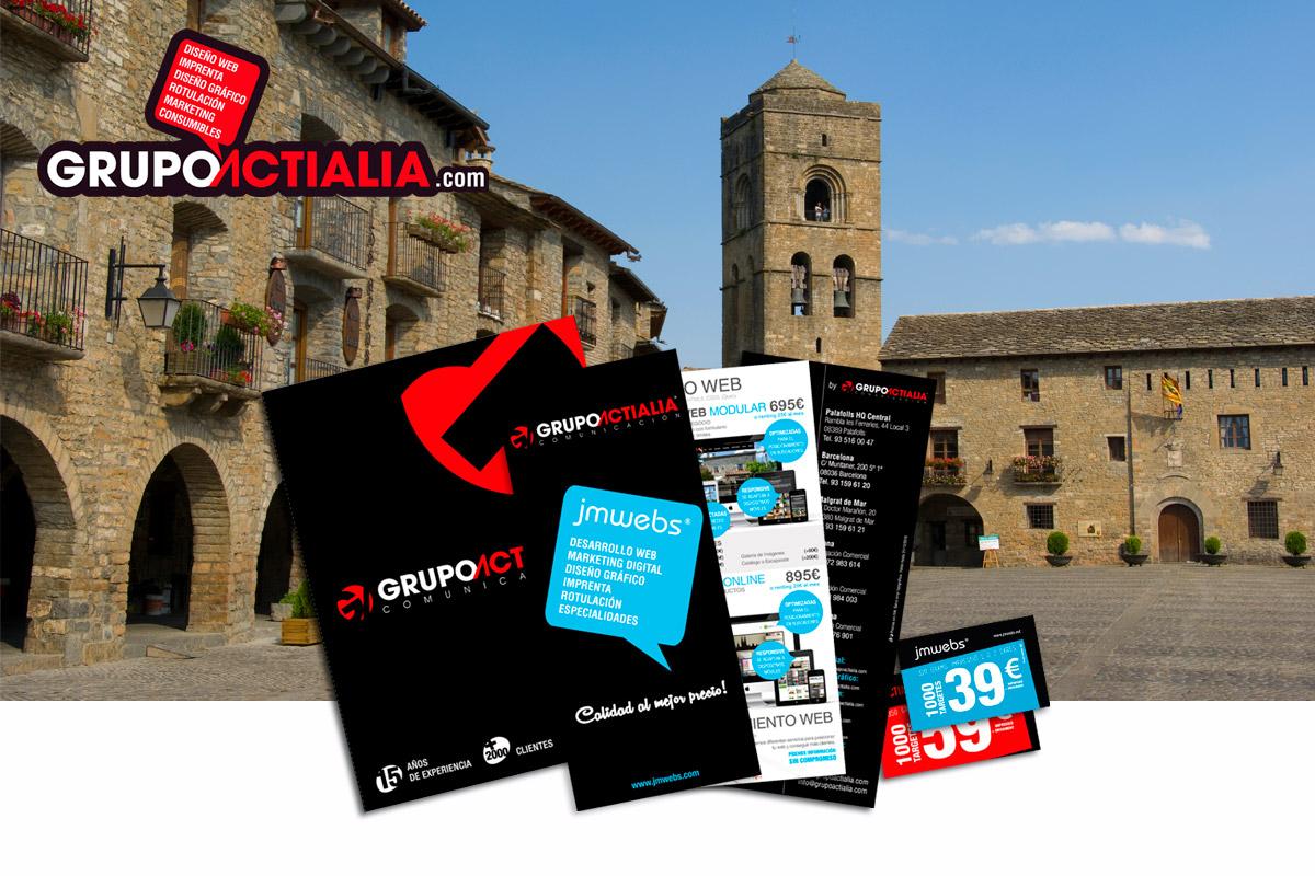Grupo Actialia visita Huesca