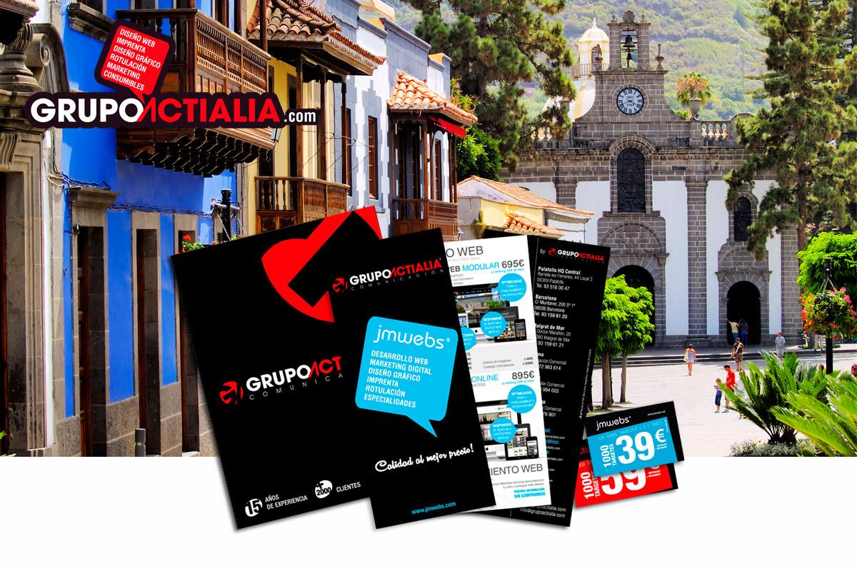 Grupo Actialia visita Gran Canaria