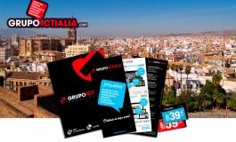 Grupo Actialia visita Málaga