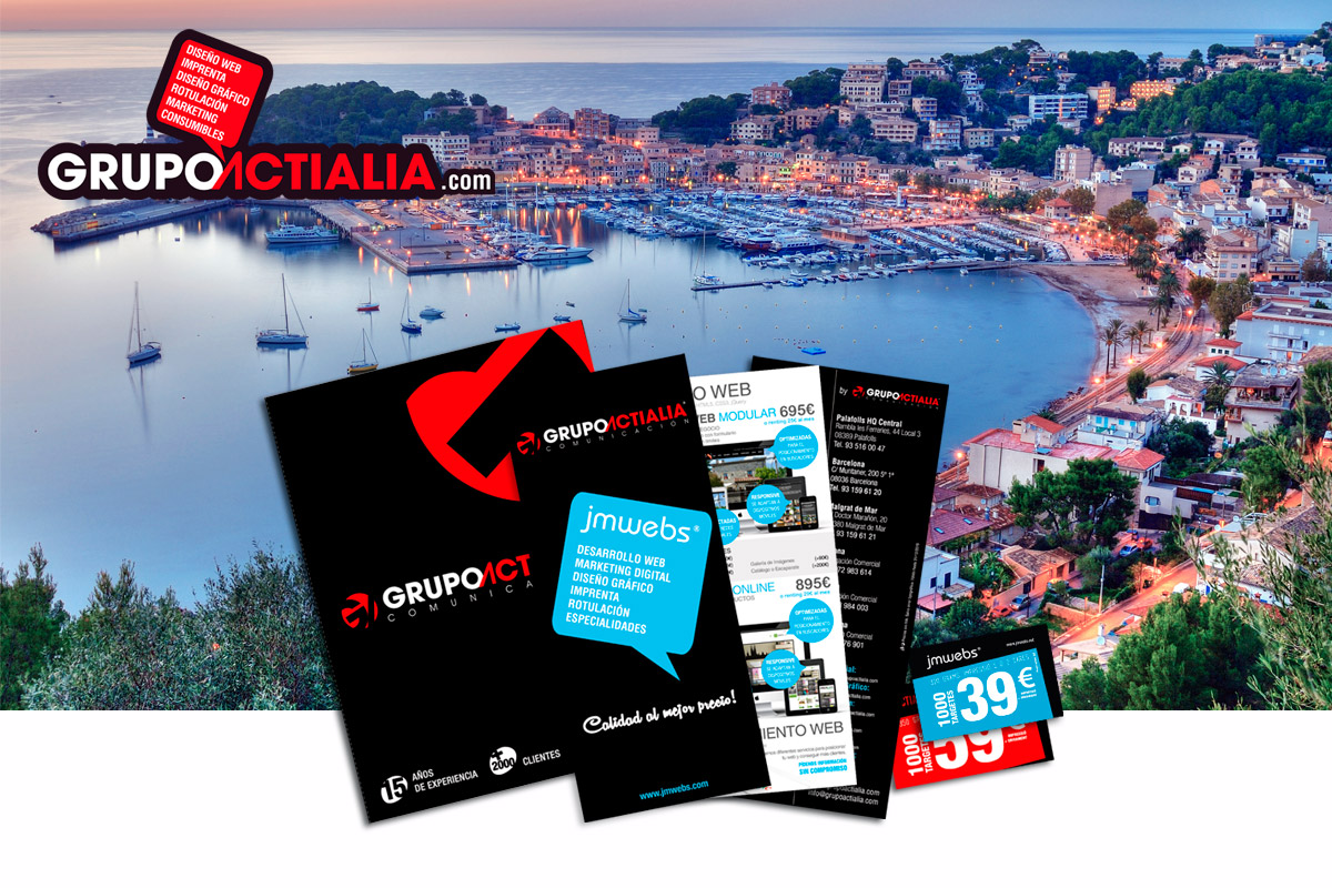 Grupo Actialia visita Palma de Mallorca