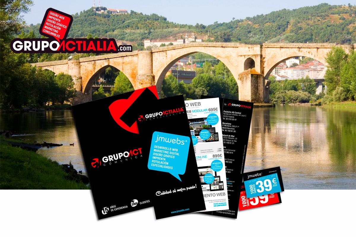 Grupo Actialia visita Ourense