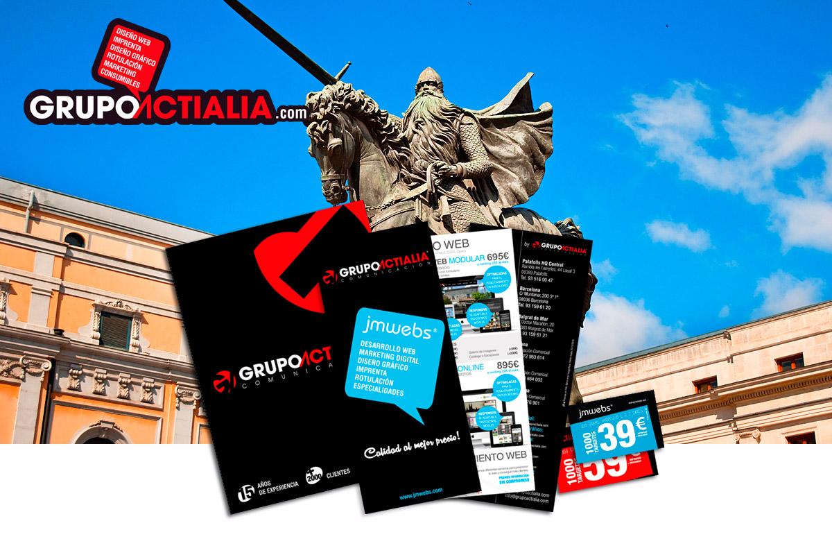 Grupo Actialia visita Burgos
