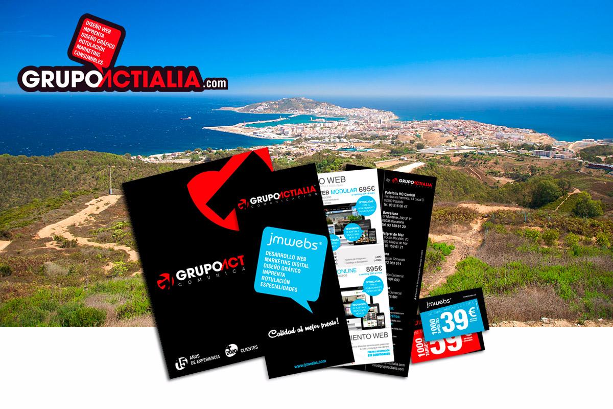 Grupo Actialia visita Ceuta