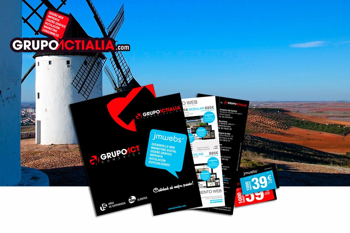 Grupo Actialia visita Ciudad Real