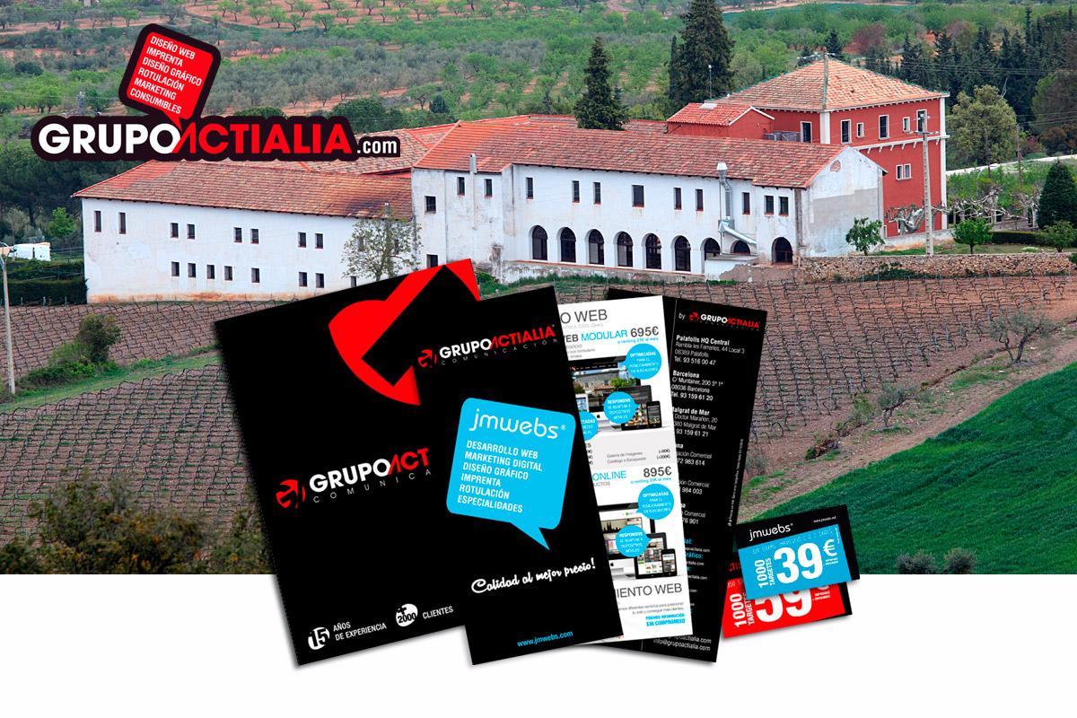 Grupo Actialia visita Conca de Barberà