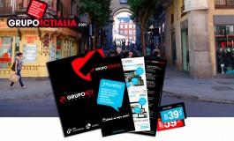 Grupo Actialia visita Madrid