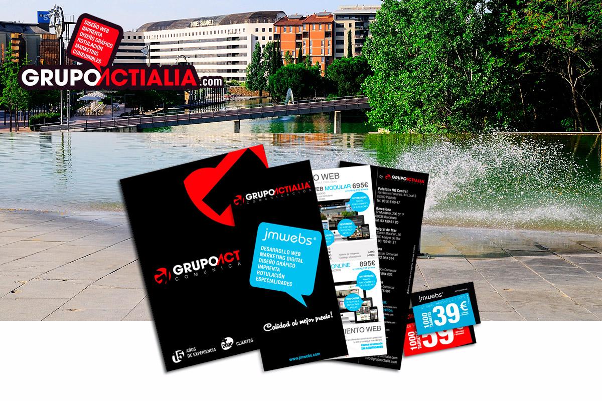 Grupo Actialia visita Sabadell