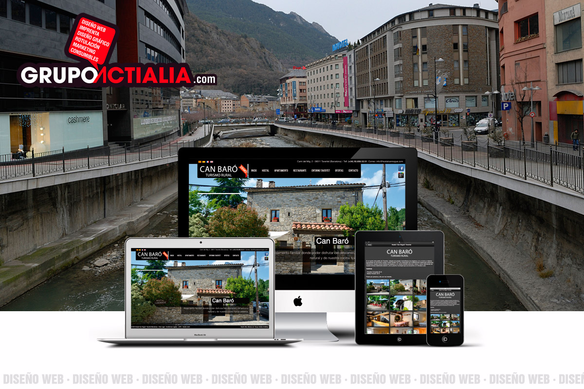 Diseño Web Andorra la Vella