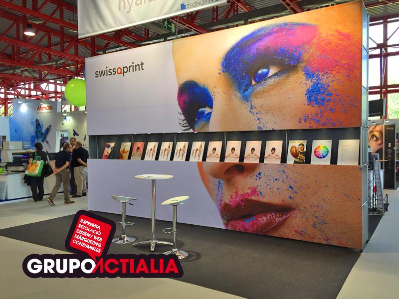 Feria c!print 2014 en madrid