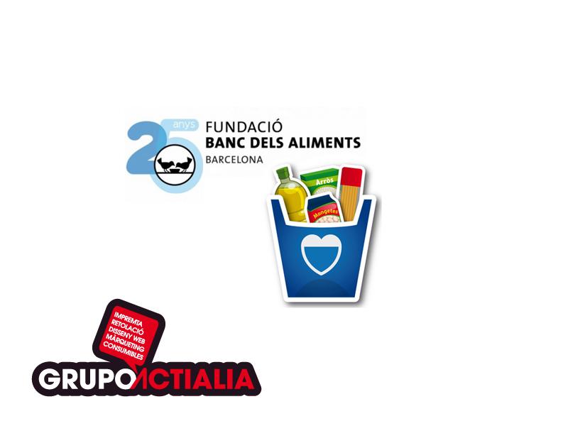 Grupo Actialia, participó en la Campanya de Recogida de Alimentos