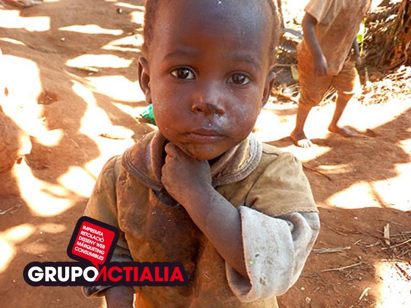 Grupo Actialia pide tu ayuda… pon 1€ y salva a 10 personas del Congo