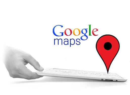 Posicionamiento web google maps
