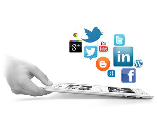 Posicionamiento web redes sociales