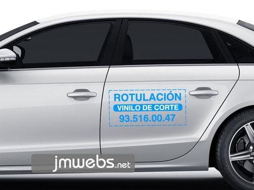 ROTULACIÓN DE COCHES