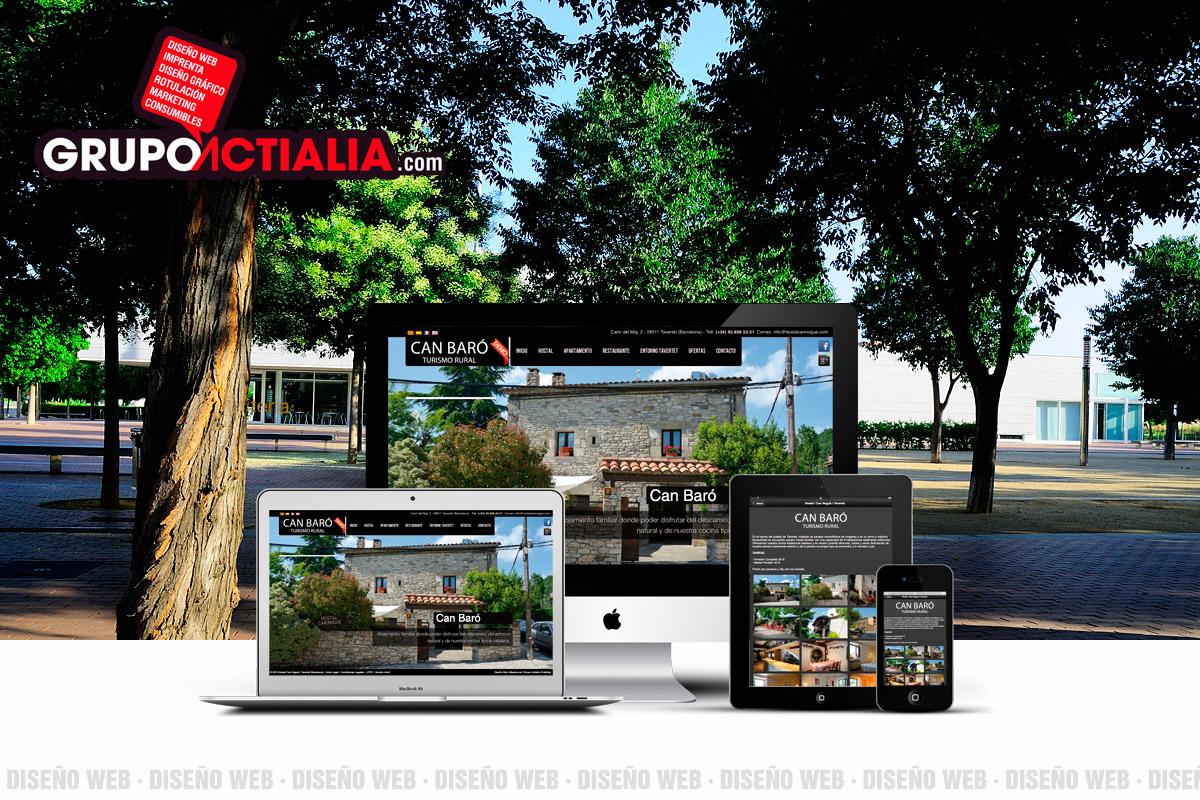 Diseño Web Barberà del Vallès