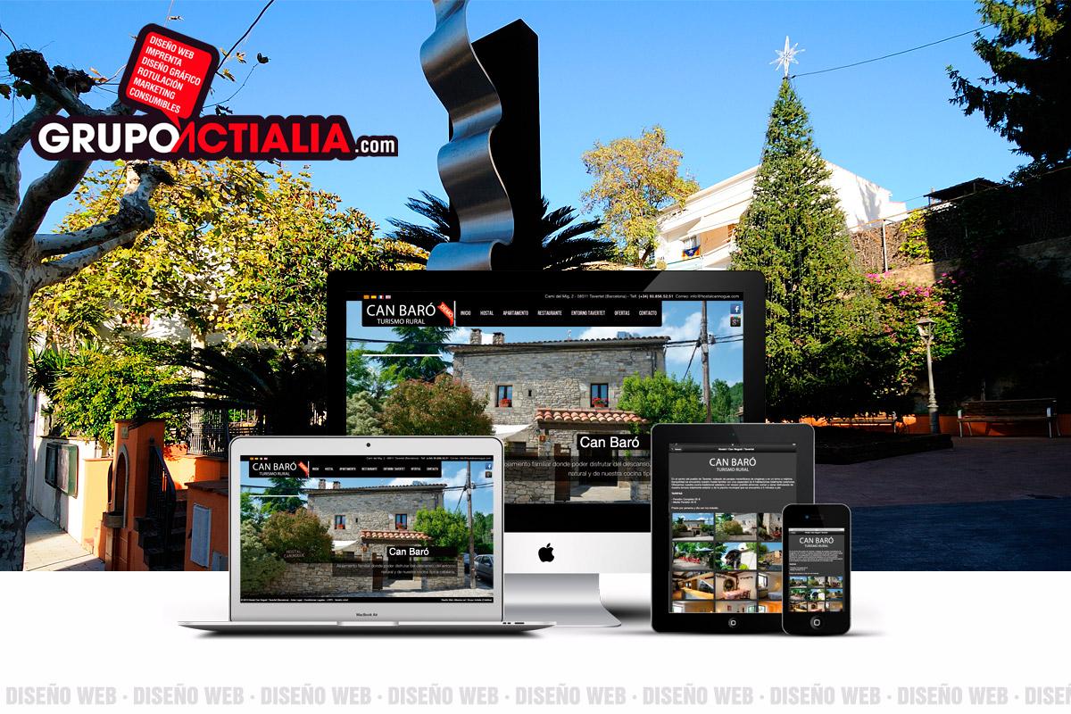 Diseño Web Cabrils