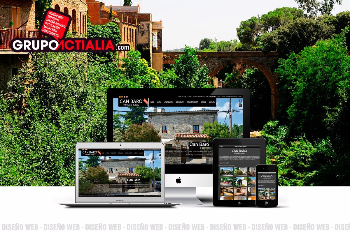 Diseño Web Caldes de Montbui