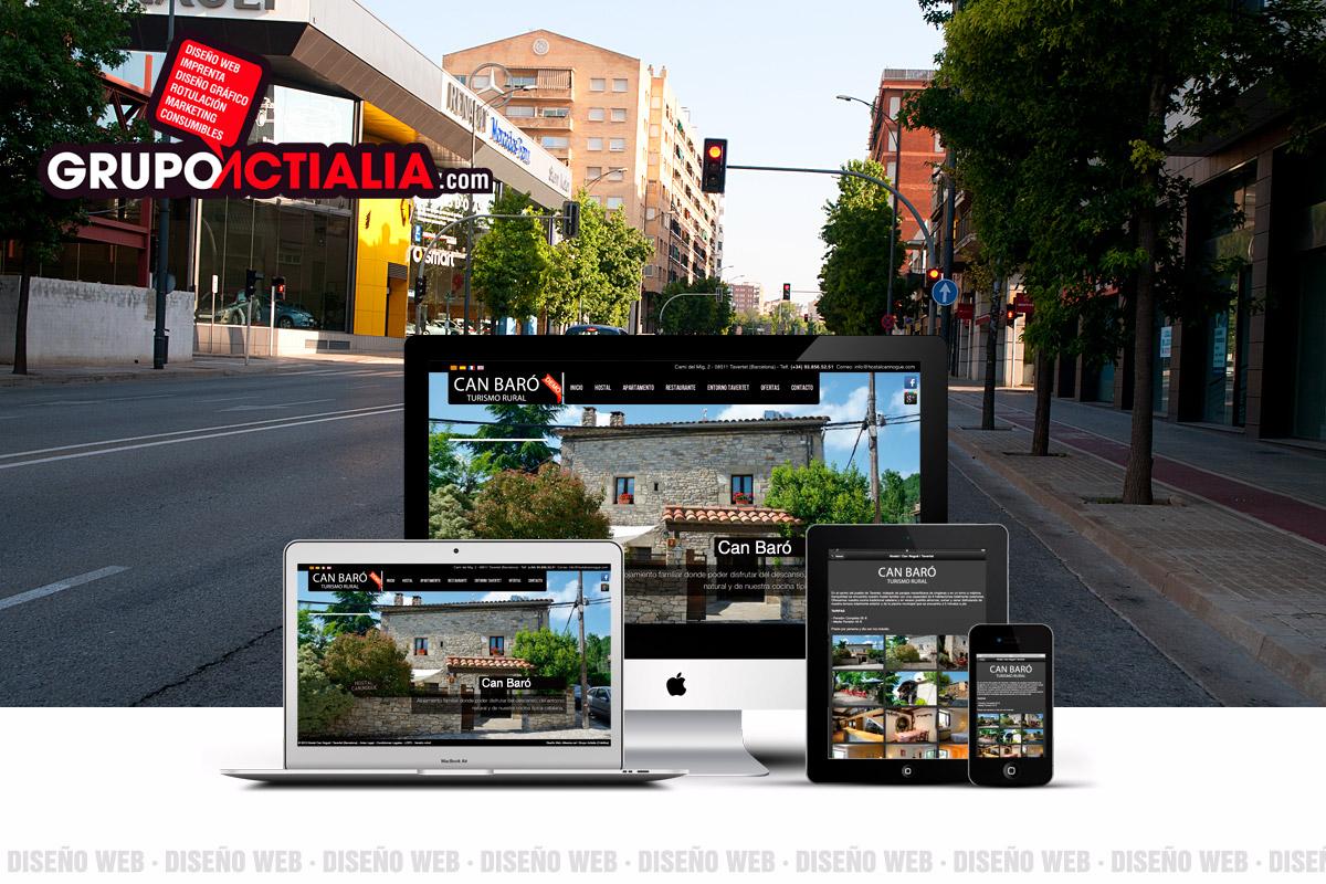 Diseño Web Castellar del Vallès