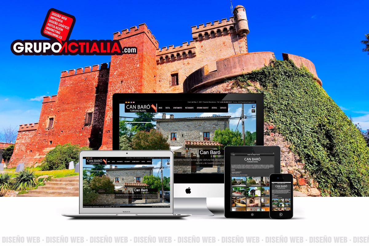 Diseño Web Castelldefels