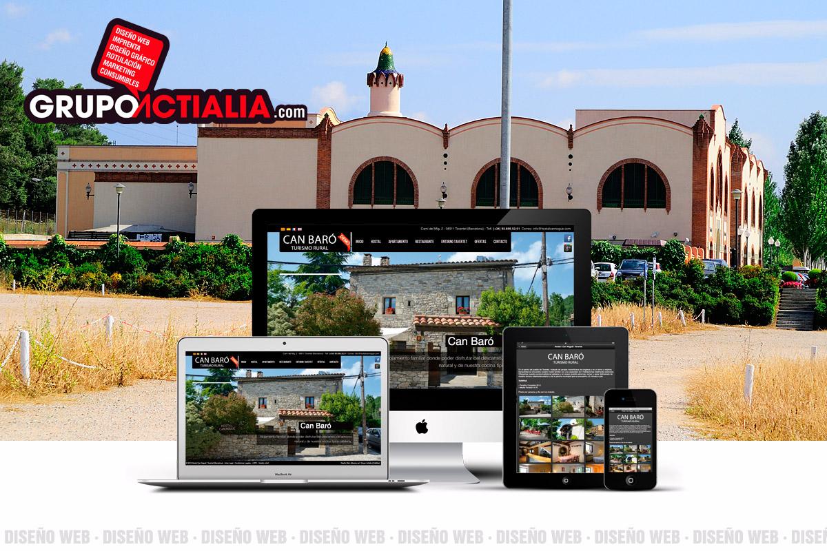 Diseño Web La Roca del Vallès