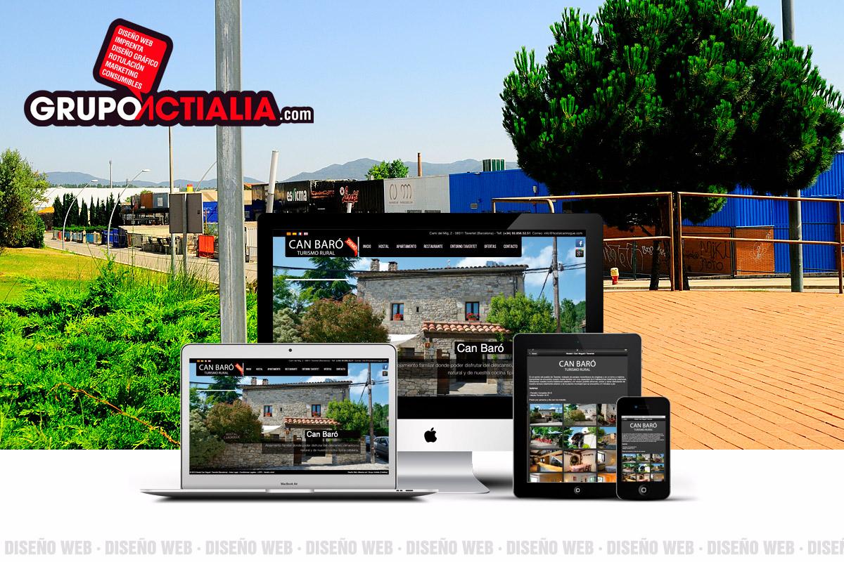 Diseño Web Lliça de Vall