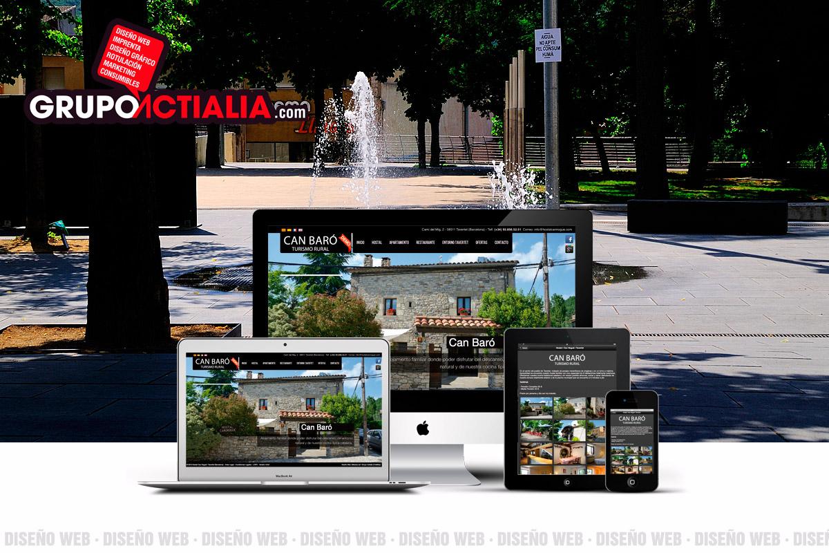 Diseño Web Llinars del Vallès